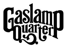 gaslamp quarter logo