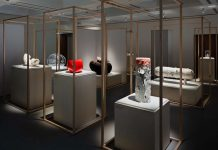 loewe craft prize exhibition at the design museum
