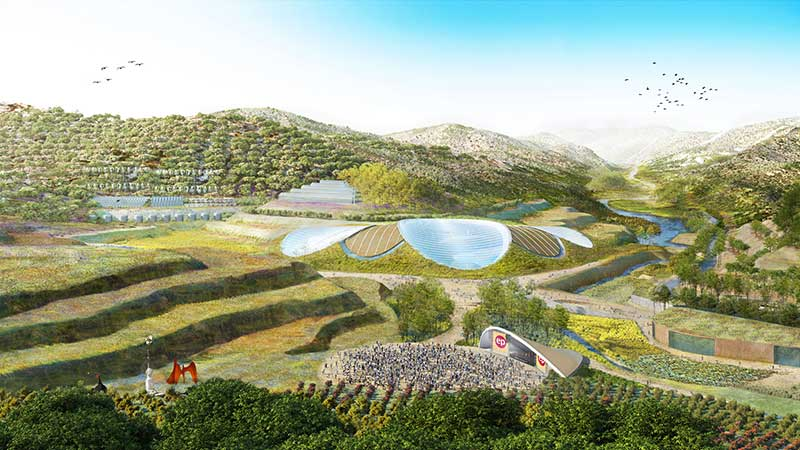 yanan eden project international