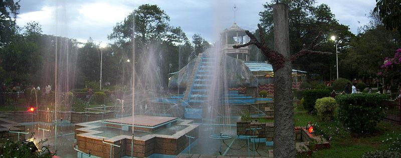 VOC park and zoo