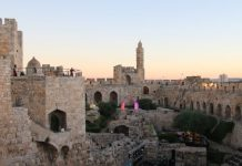 Tower of david museum Jerusalem