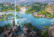 MNC Lido City theme park China belt and road Trump