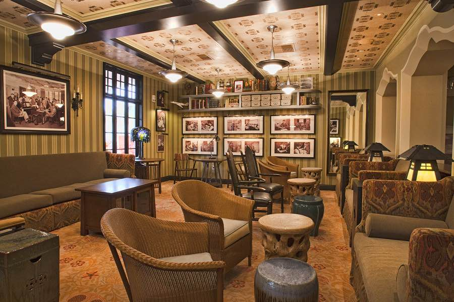 1901 lounge VIP disneyland luxury experience disney california adventure