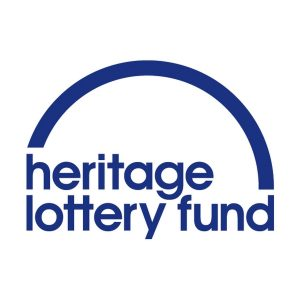 Heritage Lottery Fund logo HLF
