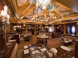carthay circle restaurant and lounge