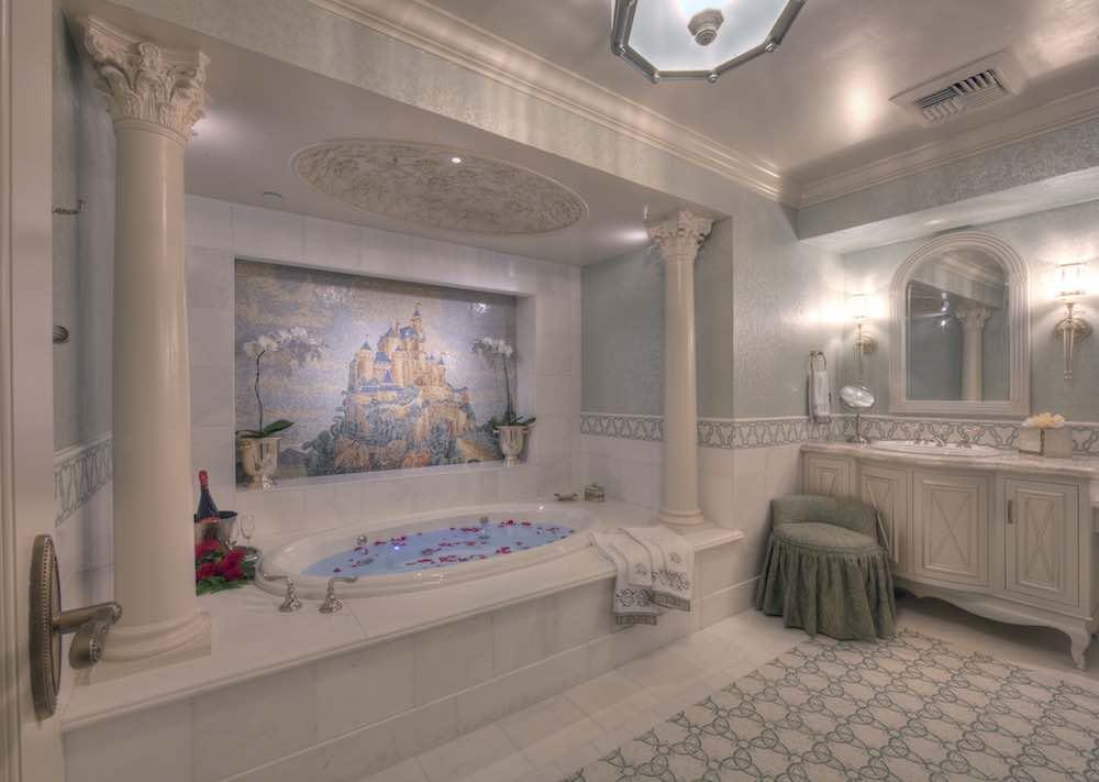 fairy tale suite disneyland hotel