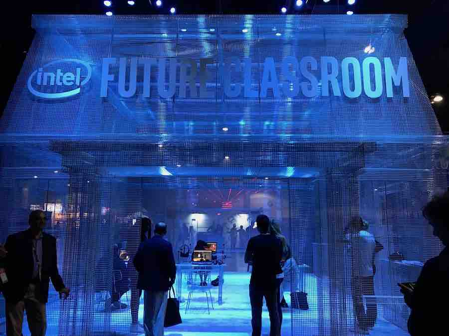 Future of the Classroom SAAM and Intel