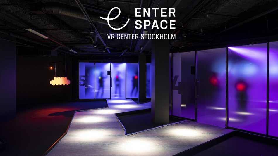 Enterspace VR Center Stockholm. Virtual reality. Starbreeze