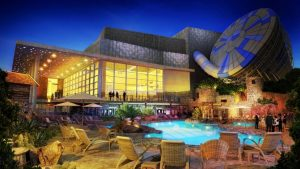 Liseberg water park and hotel expansion