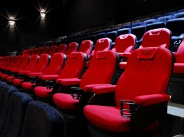 d-box motion seats at Kinopolis screens in germany