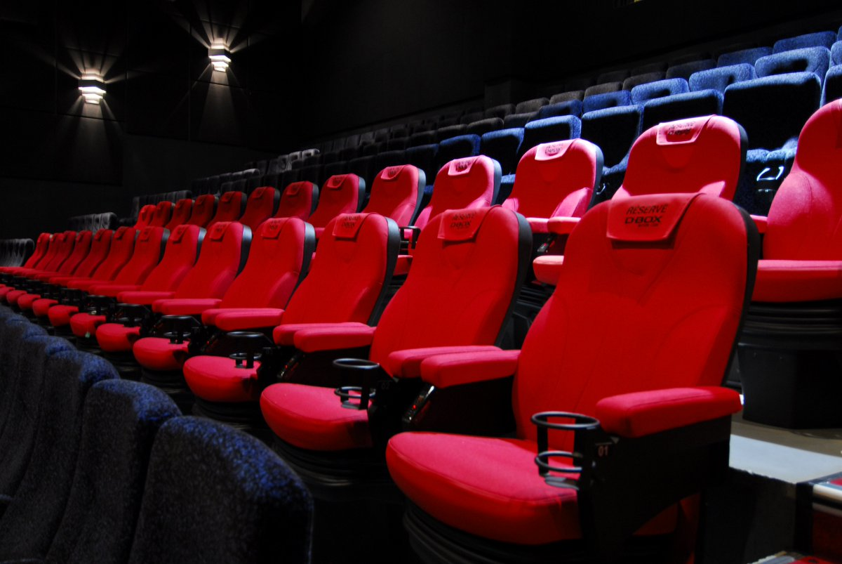 Kinopolis Installs D Box Motion Seats In 18 Cinemas In