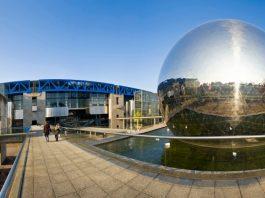 Cité des Sciences et de l'Industrie paris interspectral