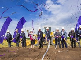 iaapa breaks ground on new global headquarters orlando