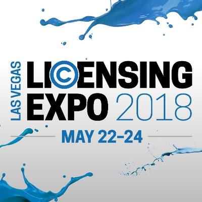 licensing expo 2018 las vegas logo