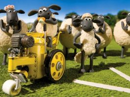 shaun the sheep licensing expo aardman