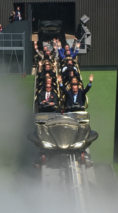 mack rollercoaster ICON opens at Blackpool Pleasure Beach