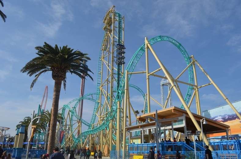 hangtime Gerstlauer infinity coaster