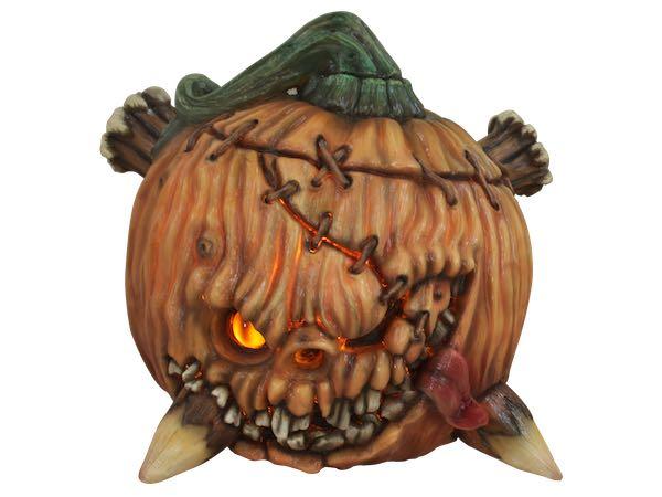Evil Pumpkin Tema Design MK Illumination