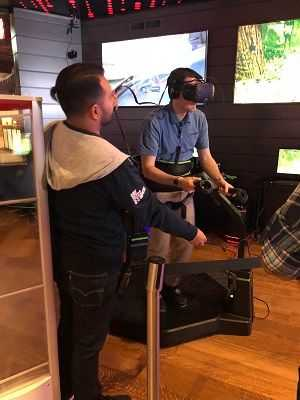 mgm arena men vr equipment casino industry