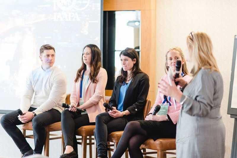 hilton kilmainham brand panel IAAPA EMEA Spring Forum Ireland