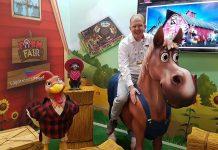 Lagotronics interactive ride farm