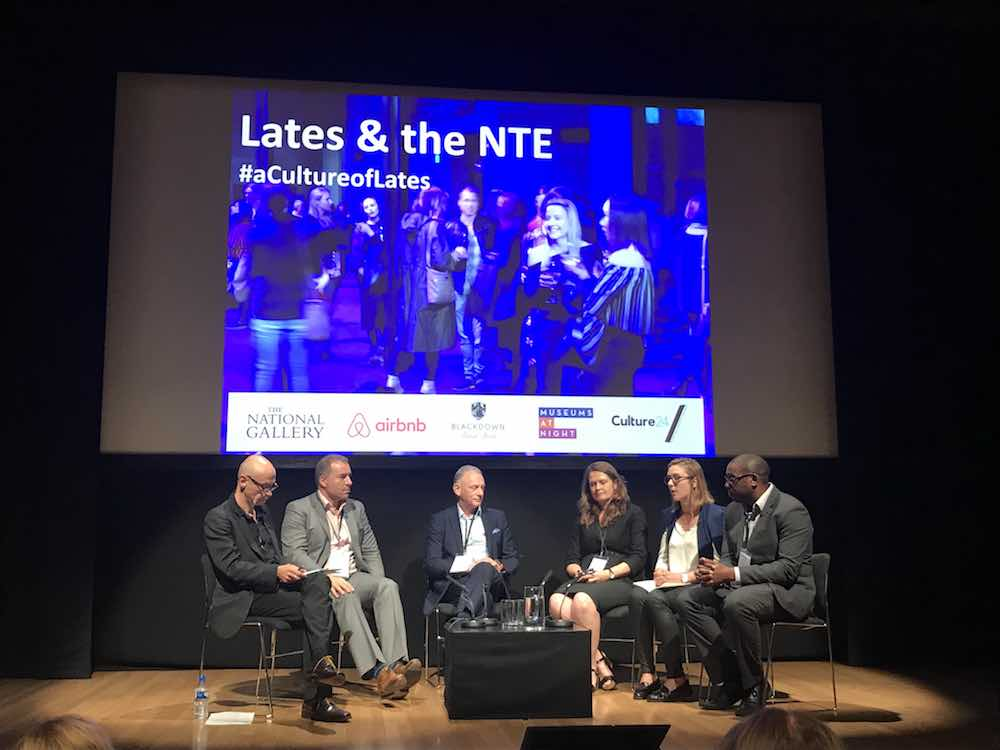 Culture24 Culture of Lates Conference