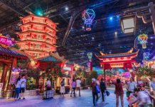 Wanda Group returning to theme park business as Yan'an project begins