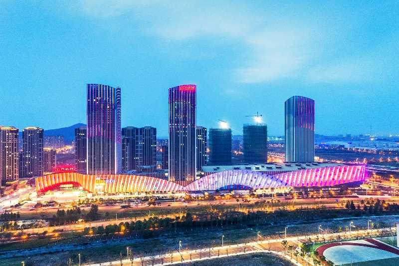 wanda nanjing mixed use development
