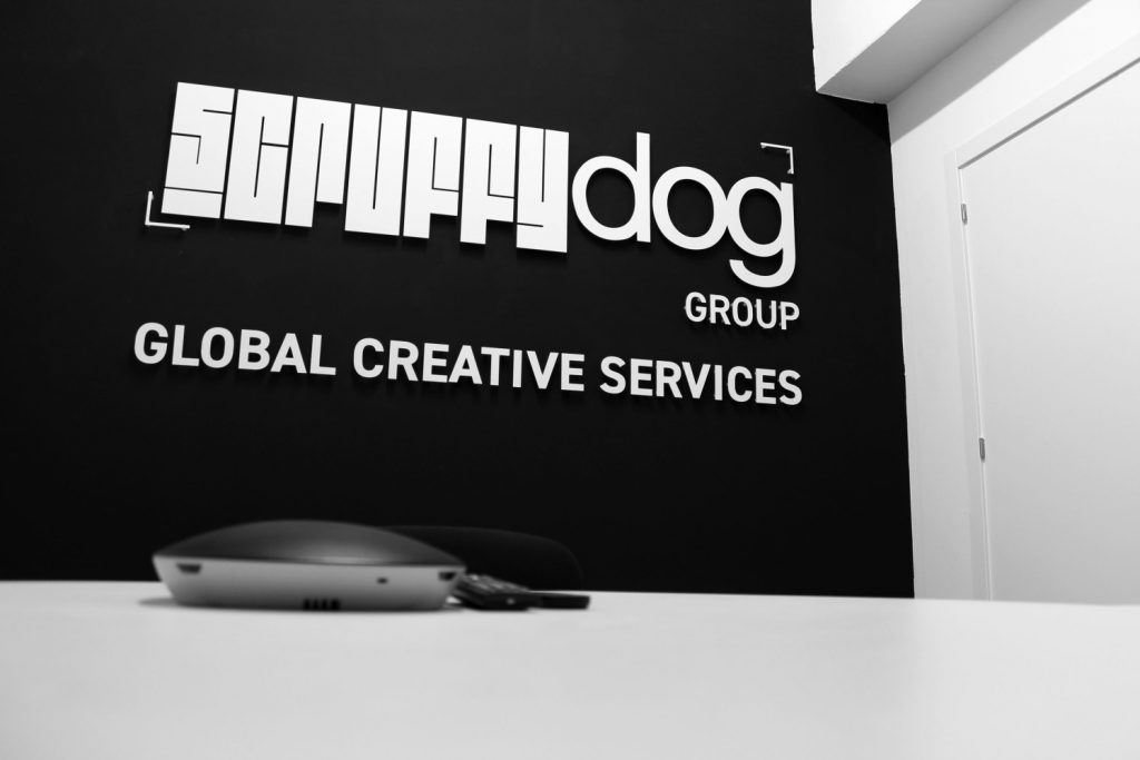 scruffy dog expansion new barcelona office