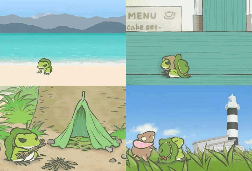 camsing to create travel frog theme park in china