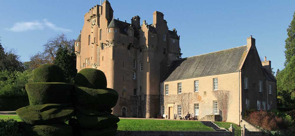 National Trust for Scotland Crathes Castle
