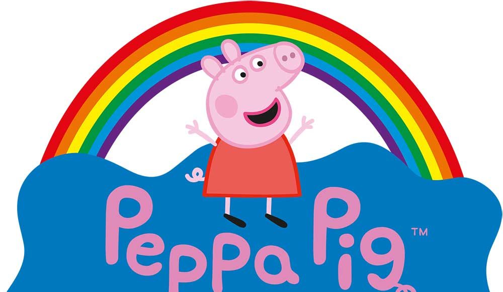 Peppa Pig World of Play Merlin Entertainments eOne