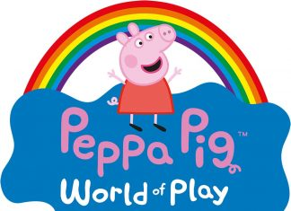 Peppa Pig World of Play Merlin Entertainments eOne