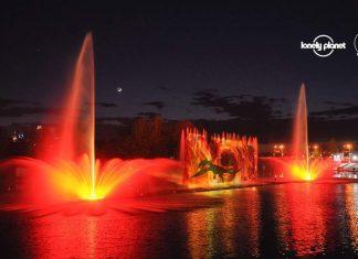 emotion media factory fountain roshen multimedia show