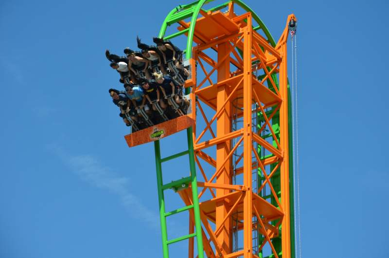 trantrum coaster beyond vertical drop