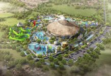 Cartoon Network Bali waterpark and indoor entertainment centre