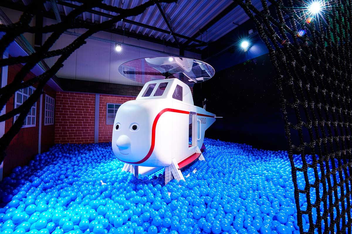 Branded indoor play centre Mattel Play! Sevenum opens