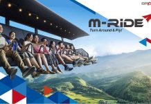 Brogent m-Ride flying theater