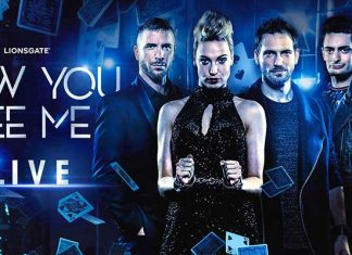 Lionsgate Now You See Me Live tour launches in China