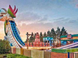 Zamperla Asia thrill rides family rides