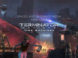 Spaces VR announce Terminator Genisys