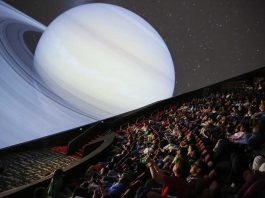 christie tech know-how shapes future of entertainment at liberty science center