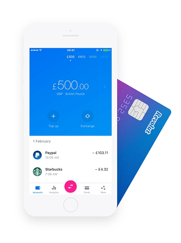 365 tickets partners revolut