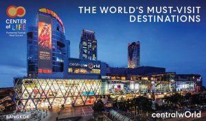 CPN invest in retailtainment Centralworld centre of life