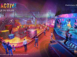 Creactive Cirque du Soleil FEC family entertainment center