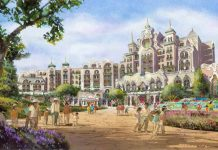new hotel Tokyo DisneySea expansion plans
