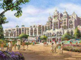 new hotel Tokyo DisneySea expansion plans