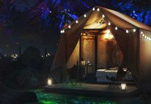 Go glamping with Disney in Pandora