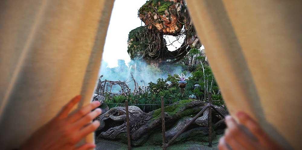 Disney glamp in pandora