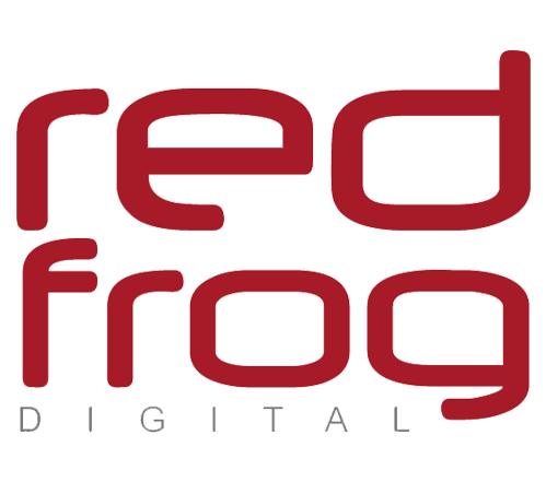 Red Frog Digital Logo